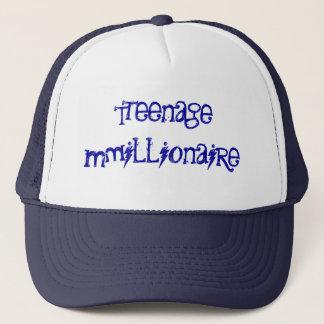 Teenage Millionaire Trucker Hat