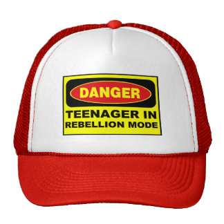 Teenage Rebellion Cap