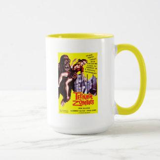 """Teenage Zombies"" Mug"