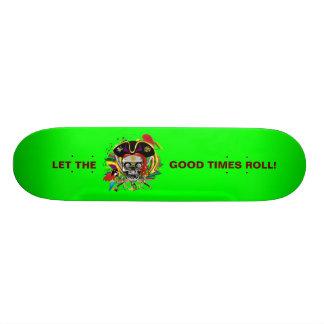 Teenager 21.3 Cm Mini Skateboard Deck