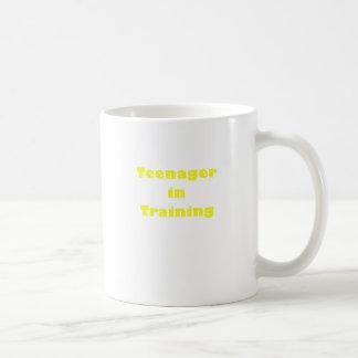 Teenager in Training Coffee Mugs
