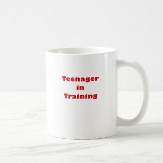Teenager in Training Mugs