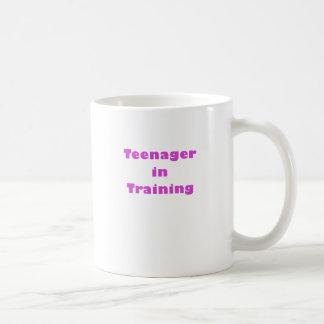 Teenager in Training Coffee Mug