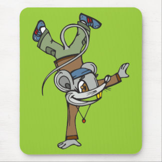 Teenager Mouse Mouse Pads