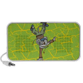 Teenager Mouse Travelling Speaker