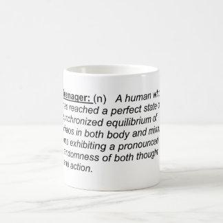 Teenager Basic White Mug
