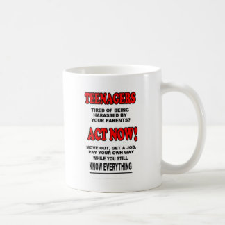 Teenagers Coffee Mug
