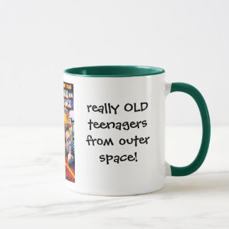 teenagers from outer space mug