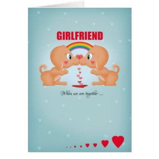 Lesbian Valentine Card 82