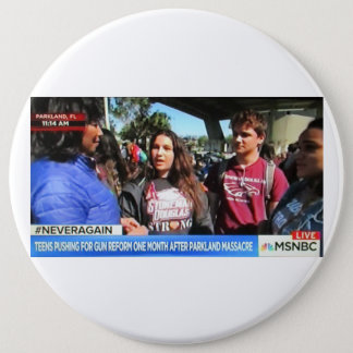Teens Pushing for Gun Reform Button