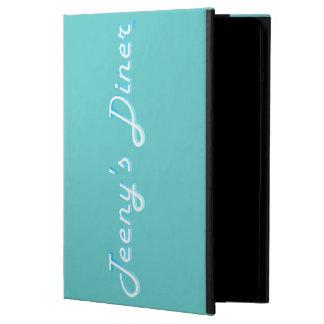 Teeny's Diner Logo iPad Air Case