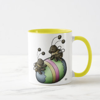 Teeter on the Easter Egg Mug