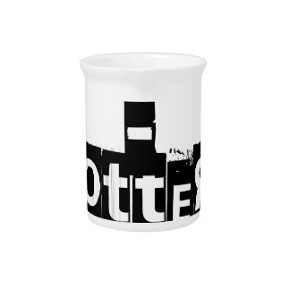 Teeter-Totters Rock Pitcher