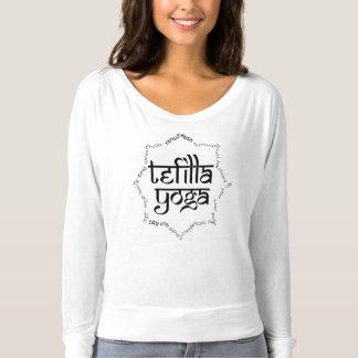 Tefilla Yoga free & flow-y fashion long sleeved T T-Shirt
