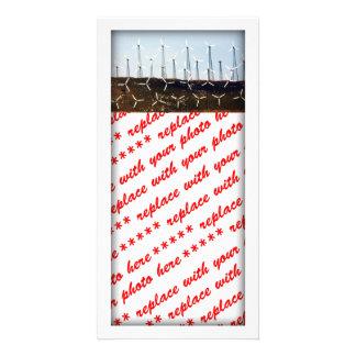 Tehachapi Wind Farm Photo Card