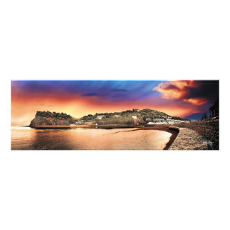 Teignmouth of South Devon, UK (Photographic Print) Photographic Print