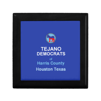 Tejano Small Square Gift Box
