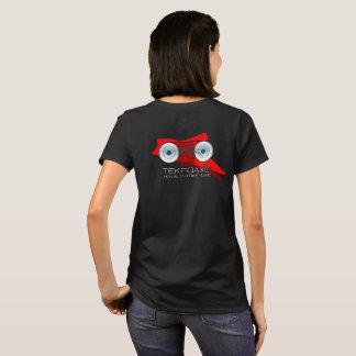 Tek the Robot Black T-Shirt