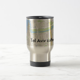 Tel-Aviv coffee Travel Mug