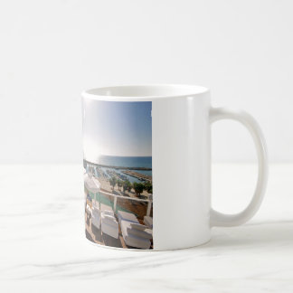 Tel Aviv harbor Coffee Mug