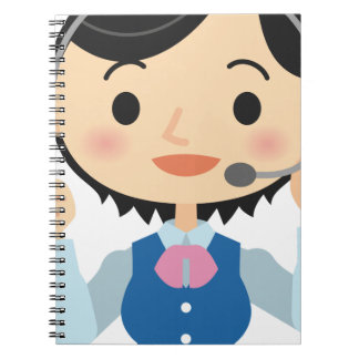 Telecom Worker Notebook