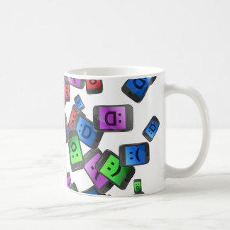 Telecommunication fun. coffee mug