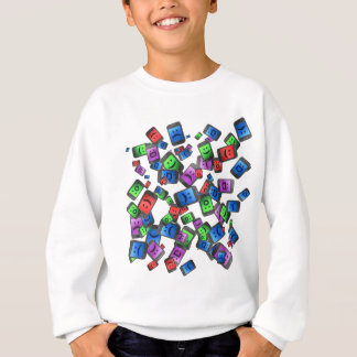 Telecommunication fun. sweatshirt
