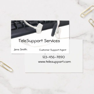 Telecommunications Business Card