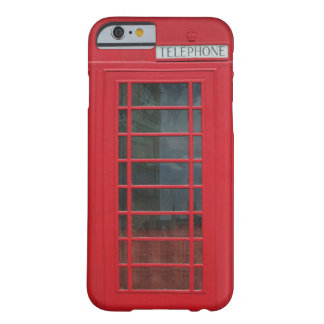 Telephone Booth Barely There iPhone 6 Case