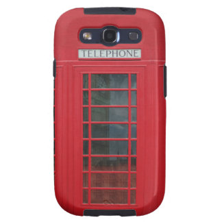 Telephone Booth Galaxy SIII Cover