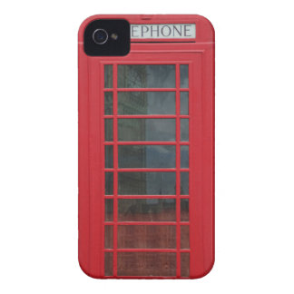 Telephone Booth iPhone 4 Case-Mate Case