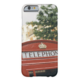Telephone booth in London England iPhone 6 Case