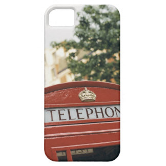 Telephone booth in London England Case For The iPhone 5