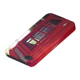 Telephone booth iPhone 4/4S case