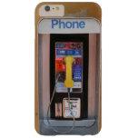 Telephone Booth / Public Payphone iPhone 6 Plus Case