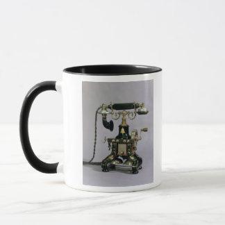 Telephone, National Telephone Service, USA, 1890 Mug