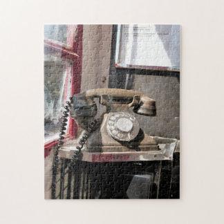 TELEPHONE PUZZLES