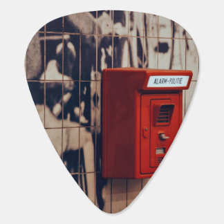 Telephone Themed, A Red Telephone Box For Public U Plectrum