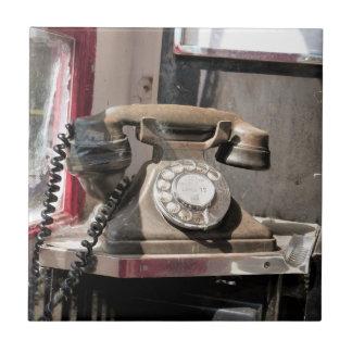 TELEPHONE TILE