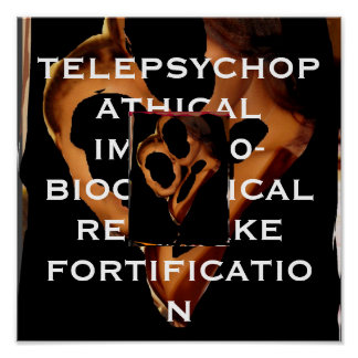 TELEPSYCHOPATHICAL IMMUNO-BIOCHEMICAL RE... Poster