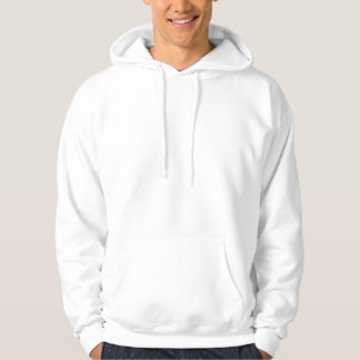 Television on the Back Hoodie