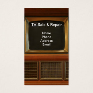 Television Sale and Repair Services