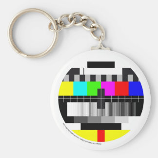 Television/Television/TV Key Ring