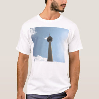 Television Tower in Berlin, Germany T-Shirt