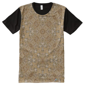 Teller Ground All-Over Print T-Shirt