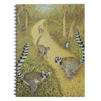 Telling tales notebook