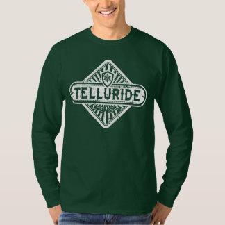 Telluride Diamond Grunge T-Shirt
