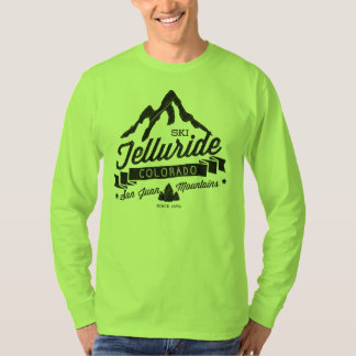 Telluride Mountain Vintage T-Shirt