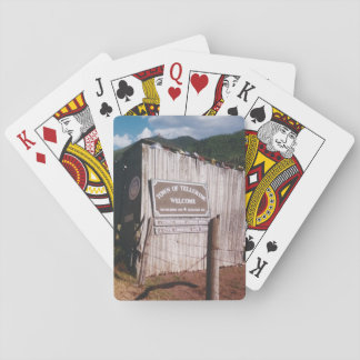 Telluride Playing Cards