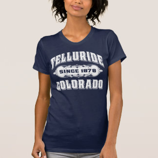 Telluride Since 1878 White T-Shirt